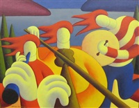 three musicians by alan kenny