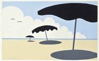 beach by john wesley