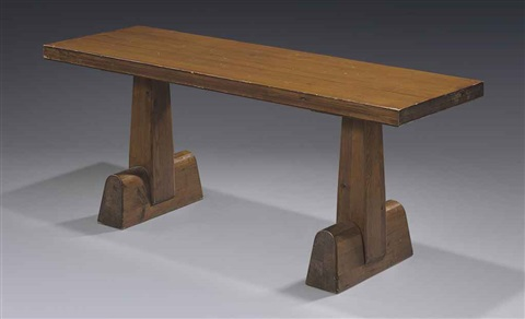 utö dining table by axel einar hjorth