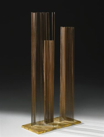 sound sculpture by harry bertoia