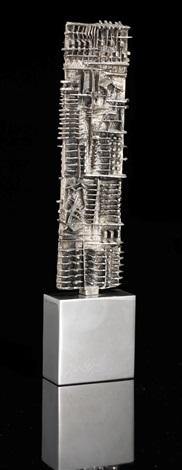 stele by arnaldo pomodoro