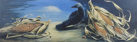 jackdaw and cobcorn by stuart m armfield