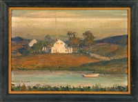 chathamport - a cape cod house by harold matthews brett