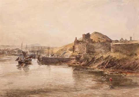 isle of man by samuel bough