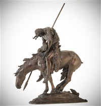 the end of the trail by james earle fraser