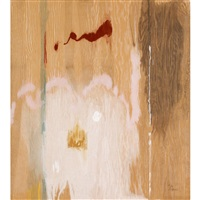 tales of genji vi from 'tales of genji' by helen frankenthaler