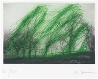 mein obstgarten by arnulf rainer