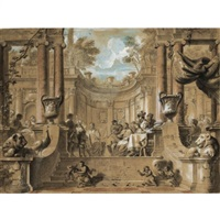 the marriage at cana by jan erasmus quellinus