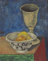 pewter cup by max weber