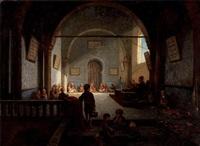 iç mekanda osmanlılar by louis tesson