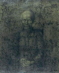 portrait by boris zaborov