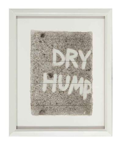 dry hump by adam mcewen