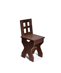 child's chair by charles limbert