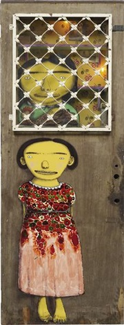the house of maria by os gemeos