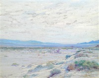 desert tranquility by john frost