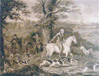 john corbet esq. and his fox hounds by richard woodman