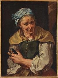 figura femminile by bernhard keil