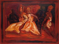 escenas de baile by luis filcer