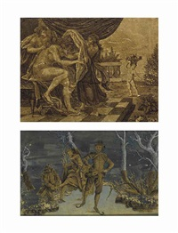 figures allégoriques (+ les patineurs; 2 works) by anonymous-flemish (18)