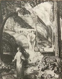farewell to utopia from men like gods series by george wesley bellows