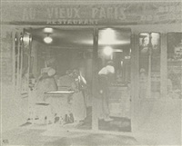 le vieux paris by ilse bing