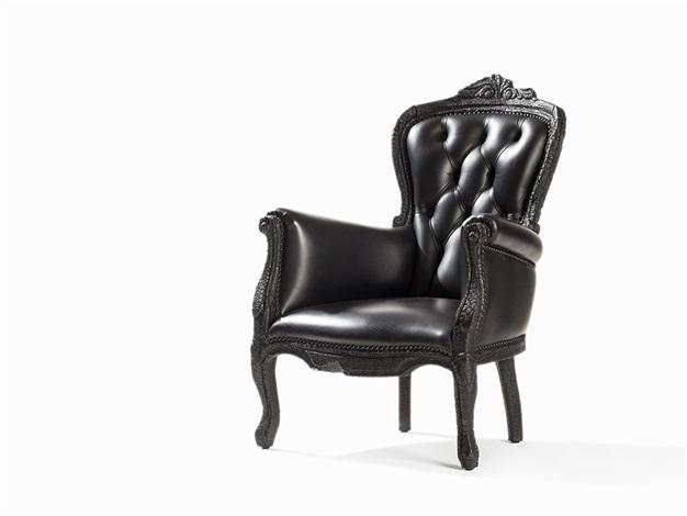 Captivating Moooi Smoke Chair By Maarten Baas Design Ideas