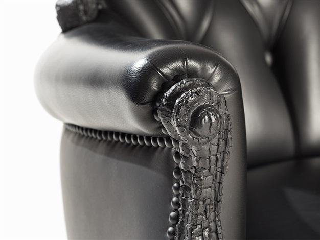Moooi Smoke Chair By Maarten Baas