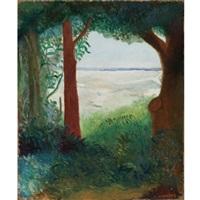 paisagem com mar by cícero dias