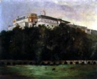 castillo de chapultepec by luis coto