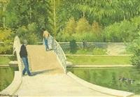 le jardin publique bordeaux by henry robertson craig