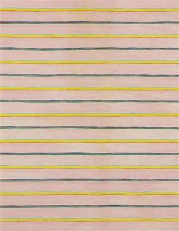 pin stripes by gene davis