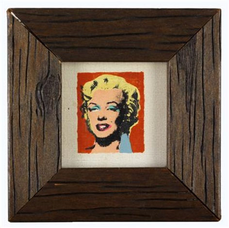 marilyn by richard pettibone