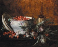 nature morte à la soupière by antoine vollon