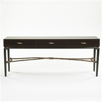 console table by maurice bailey