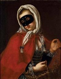 carnevale di venezia by felice boscaratti