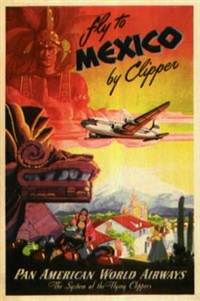fly to mexico by clipper by mark von arenburg