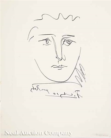 Lage de soleil, pour Roby another, lrgr 2 works by Pablo Picasso on ...
