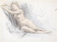 Recumbent Nude