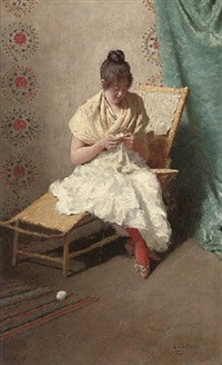 the seamstress by eduardo galli