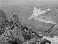 la presqu'île de girolatta in corse by antoine ponchin