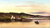 fiskere i robåt by frederik kolstö