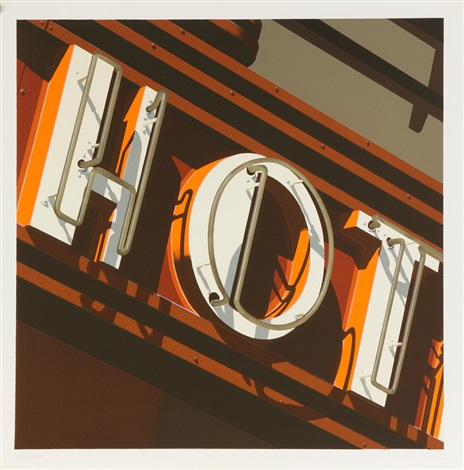 hot by robert cottingham