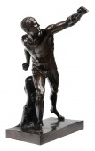the borghese gladiator by agasias of ephesos