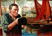 marinero de ondárroa by julián ibáñez de aldecoa