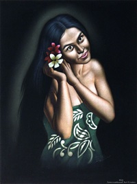 thilda of tahiti by charles mcphee