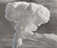 nuclear test, christmas island by associated press