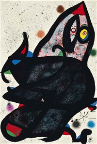 eustache by joan miró