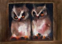 the owls by liu ch'i-wei