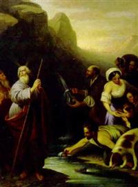 uskonnollinen aihe by berndt abraham godenhjelm