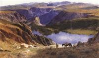 the deer hunter by john walter scott